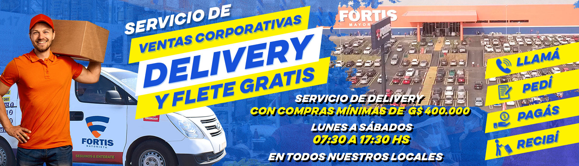 FORTIS DELIVERY