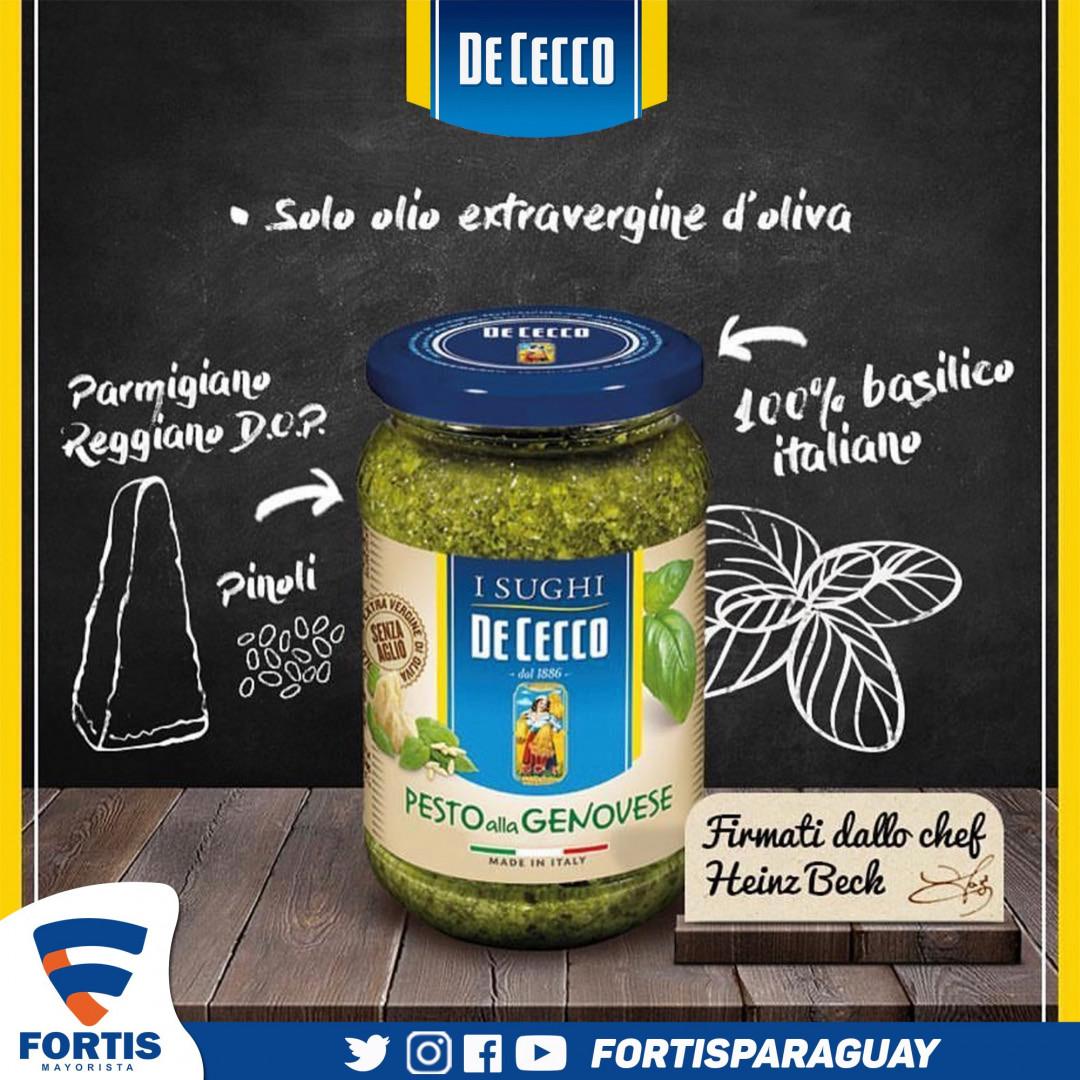 ¿Te gustan las salsas italianas?