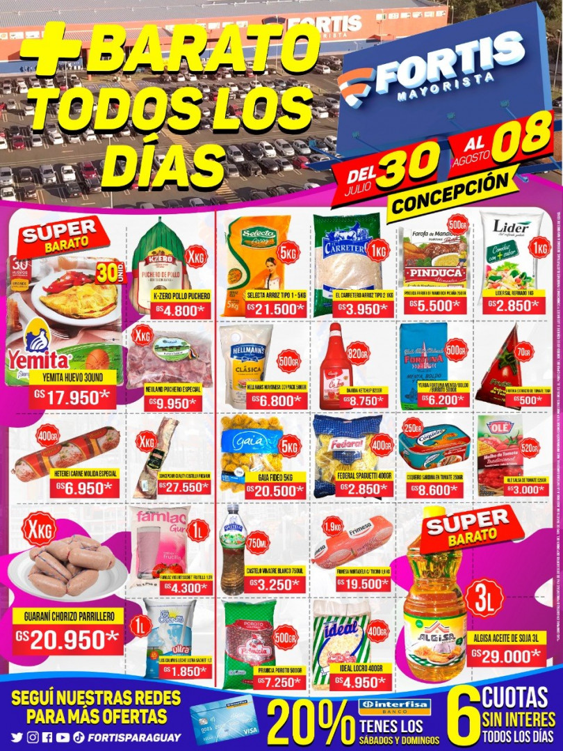 En Fortis Concepción te ayudamos a ahorrar