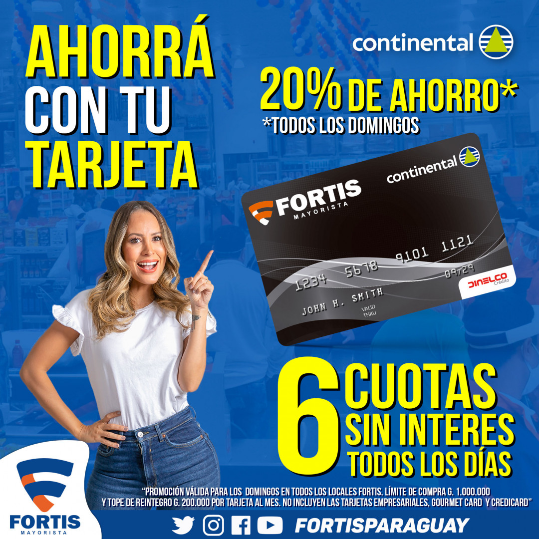 FORTIS CONTINENTAL